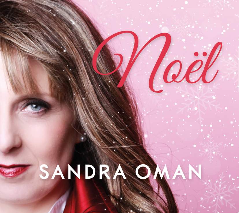 Sandra Oman album cover, photo source: Sandra Oman