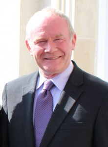 Martin McGuinness //Wikipedia