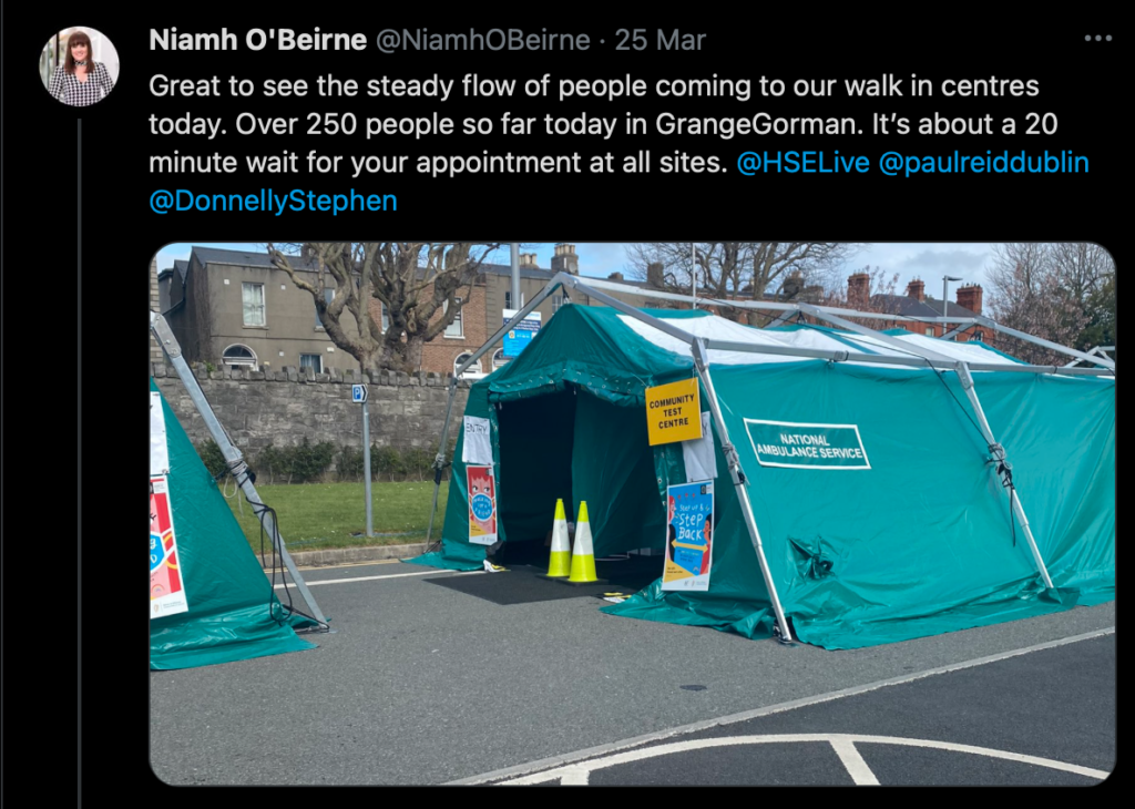 A picture containing text, outdoor object, tent  Description automatically generated